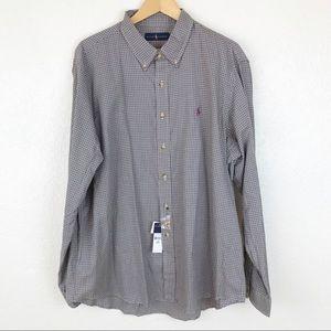 Ralph Lauren Classic Men's Button Down shirt